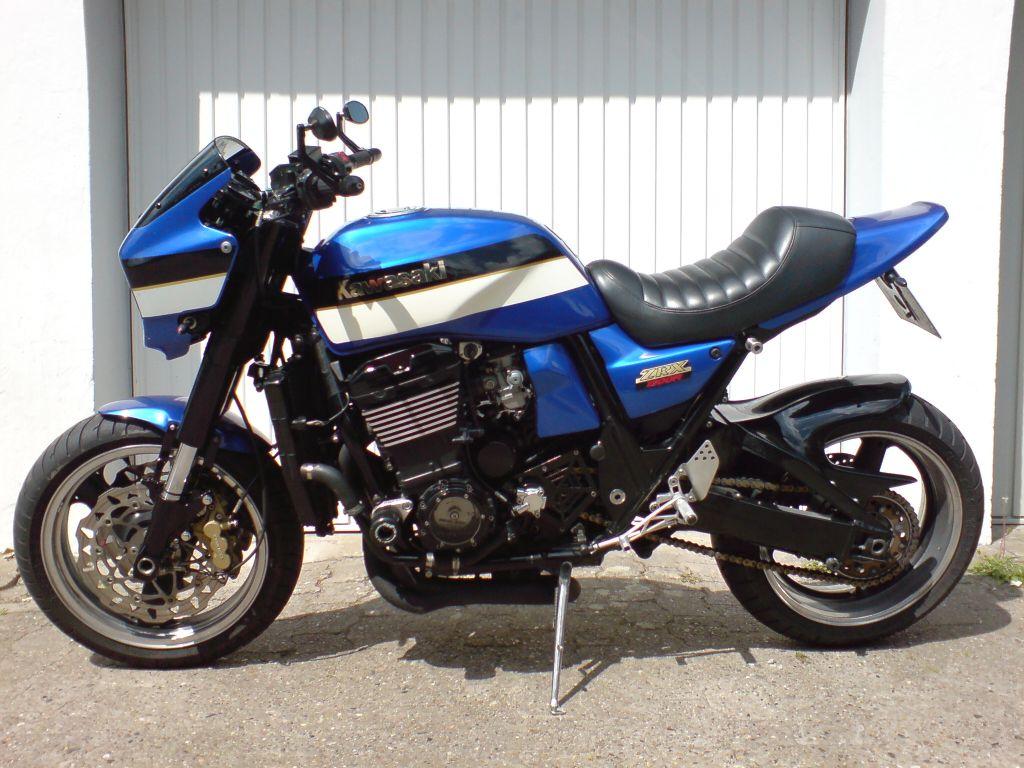 Kawasaki Zrx Parts